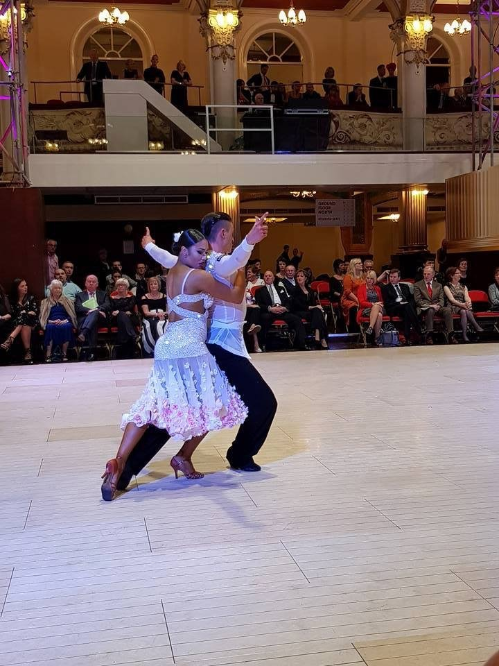 Ballroom Dance Classes Manchester